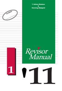 RevisorManual 2011/1