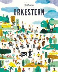 Orkestern : sök och finn - jorden runt