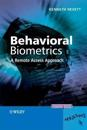Behavioral Biometrics: A Remote Access Approach