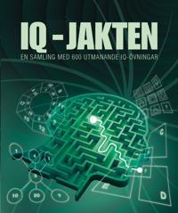 IQ Jakten : en samling med 600 utmanande IQ övningar