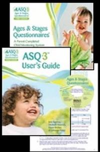 ASQ-3 Ages & Stages Questionnaires/ ASQ-3 User's Guide