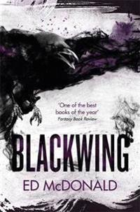 Blackwing - the ravens mark book one