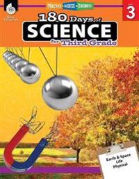 180 Days of Science for Third Grade (Grade 3): Practice, Assess, Diagnose
