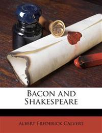 Bacon and Shakespeare