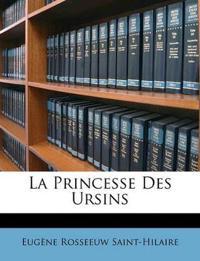 La Princesse Des Ursins