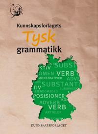 Kunnskapsforlagets tysk grammatikk