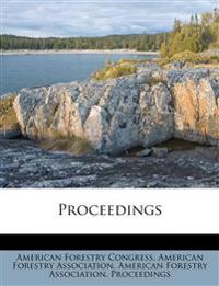Proceedings Volume 01-02, 04-06