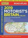 Philip's 2019 Motorist's Road Atlas Britain and Ireland A3