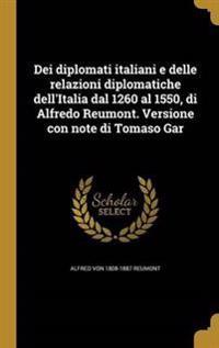 ITA-DEI DIPLOMATI ITALIANI E D