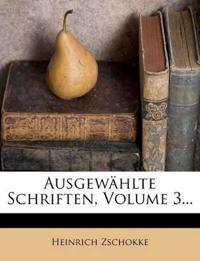 Ausgewählte Schriften, Volume 3...
