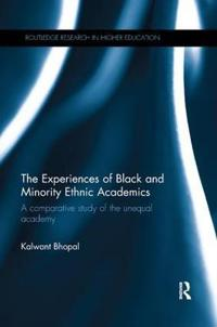 The Experiences of Black and Minority Ethnic Academics