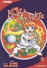 Kung Fu Klutz and Karate Cool: Marvin's Big Tumble: Volume 2