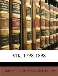 Vik, 1798-1898