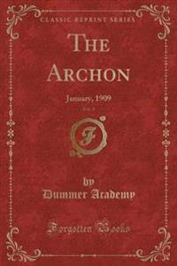The Archon, Vol. 3