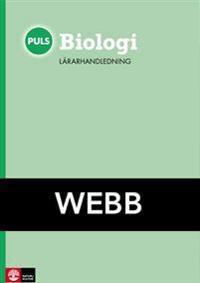 PULS Biologi 7-9 Lärarhandledning Webb, fjärde upplagan