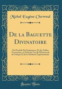 De la Baguette Divinatoire