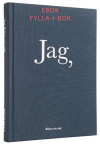 EBOK JAG : Boken om mig