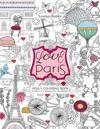 Love Paris Adult Coloring Book