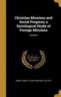 CHRISTIAN MISSIONS & SOCIAL PR