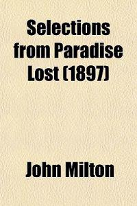 Selections from Paradise Lost (1897)