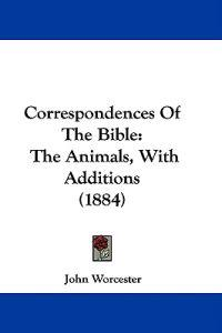 Correspondences of the Bible