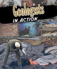 Geologists in Action