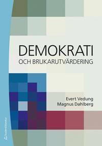 Demokrati och brukarutvärdering