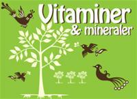 Hälsoserien: Vitaminer och mineraler