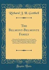 The Belmont-Belmonte Family