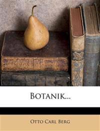 Botanik...