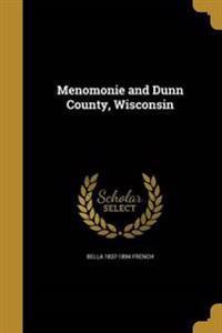 MENOMONIE & DUNN COUNTY WISCON