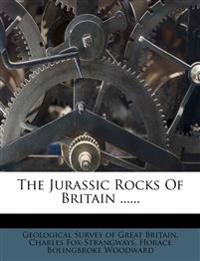 The Jurassic Rocks Of Britain ......