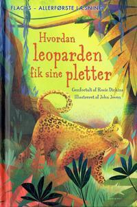 Hvordan leoparden fik sine pletter