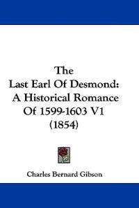 The Last Earl of Desmond