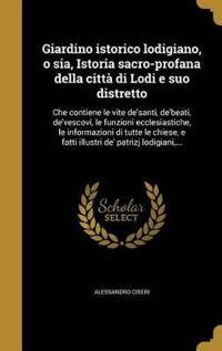 ITA-GIARDINO ISTORICO LODIGIAN