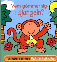 Vem gömmer sig i djungeln -  - böcker (9788771313390)     Bokhandel