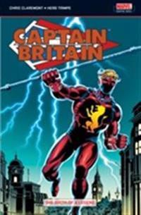 Captain britain vol.1: birth of a legend - uk captain britain vol.1 #1-39,