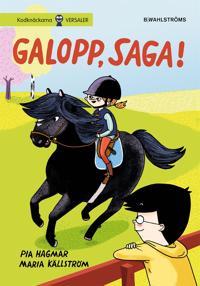 Saga och Max 3 - Galopp, Saga!