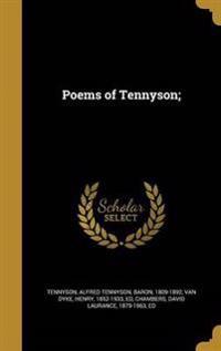 POEMS OF TENNYSON