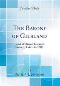 The Barony of Gilsland