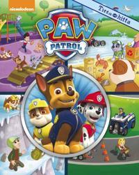 Paw Patrol. Titta och hitta