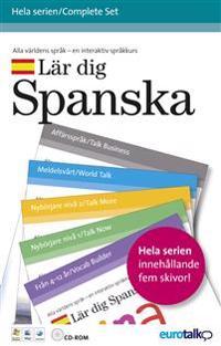Complete Set Spanska
