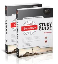 CompTIA Complete Cybersecurity Study Guide 2-Book Set