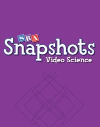 SRA Snapshots Video Science DVD Set, Level A