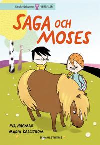Saga och Max 1 - Saga och Moses