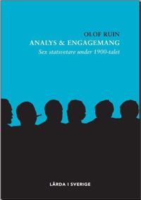 Lärda i Sverige - Analys & engagemang