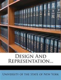 Design And Representation...