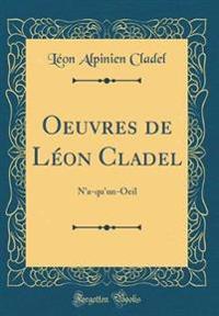 Oeuvres de Léon Cladel