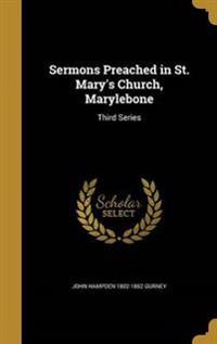SERMONS PREACHED IN ST MARYS C