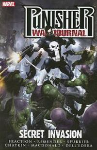 Punisher War Journal Vol.5: Secret Invasion